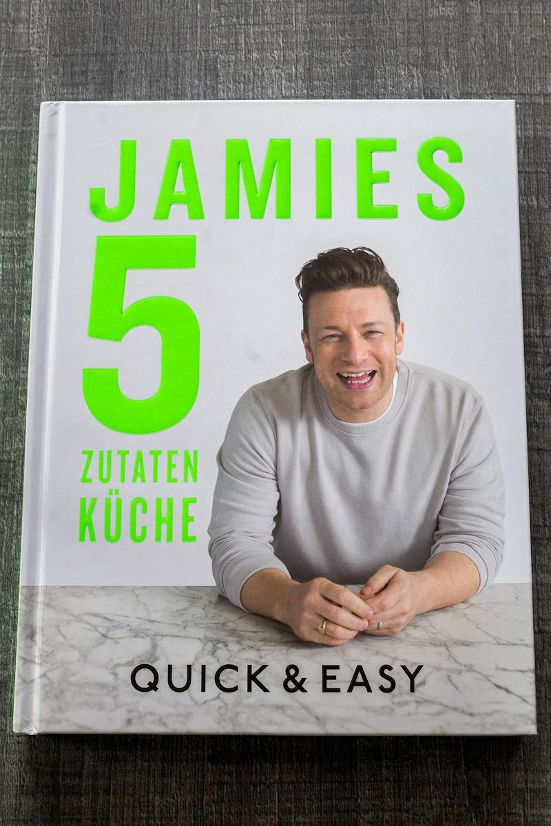 Kochbuch: Jamies 5 Zutaten Küchen