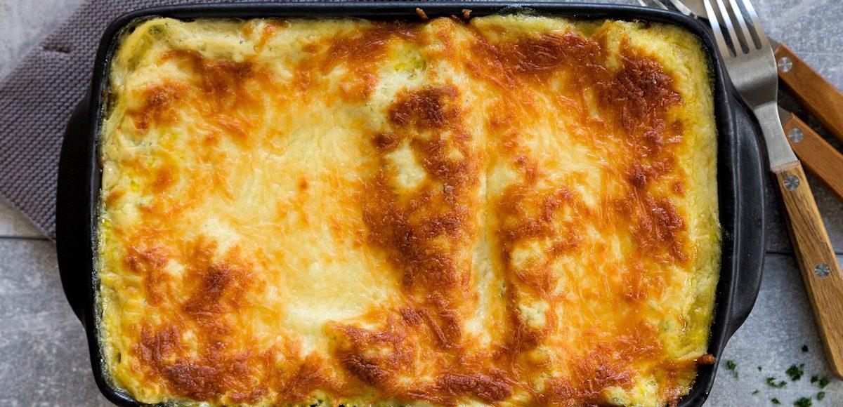 Rezept Kürbis-Lasagne mit Salsiccia