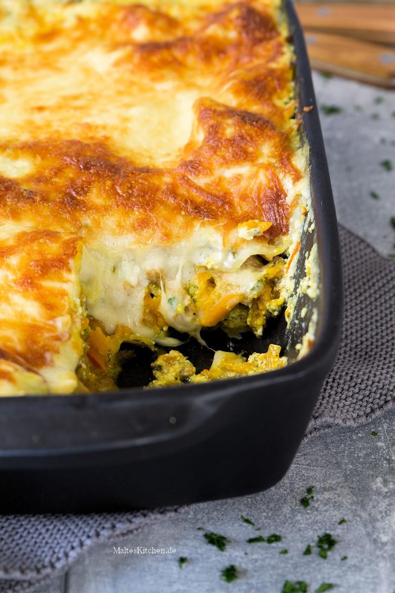Leckere Lasagne mit Salsiccia