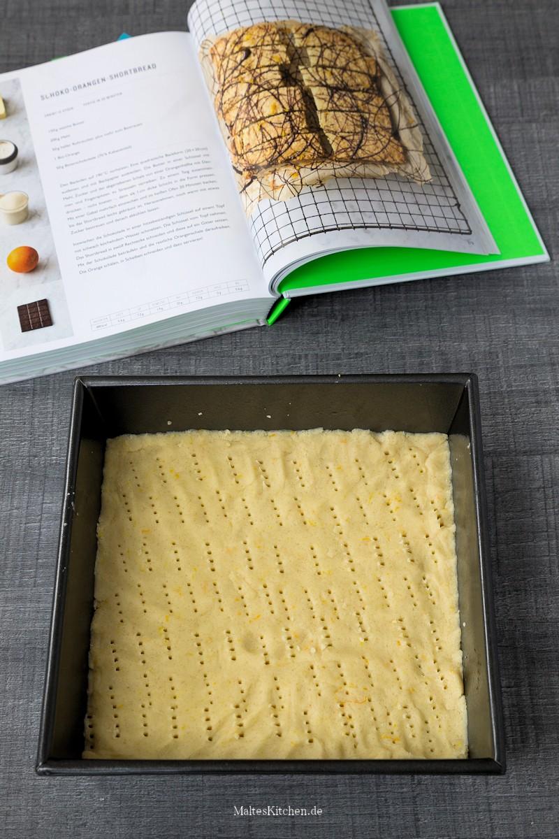 Shortbread aus Jamie Oliver 5 Zutaten Buch
