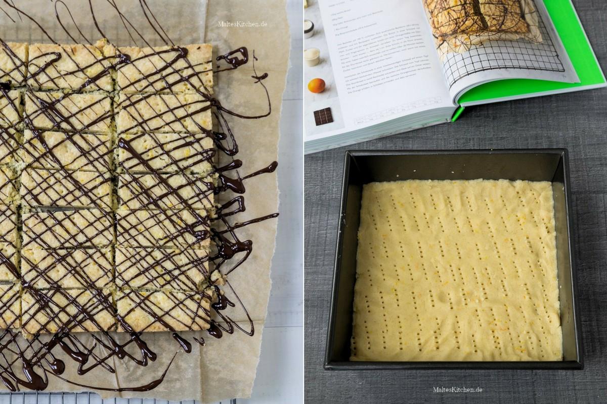 Rezept für Shortbread nach Jamie Oliver