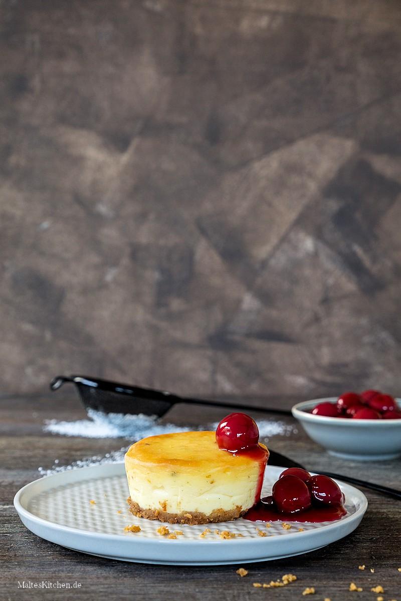 Super leckere Käsekuchen-Törtchen