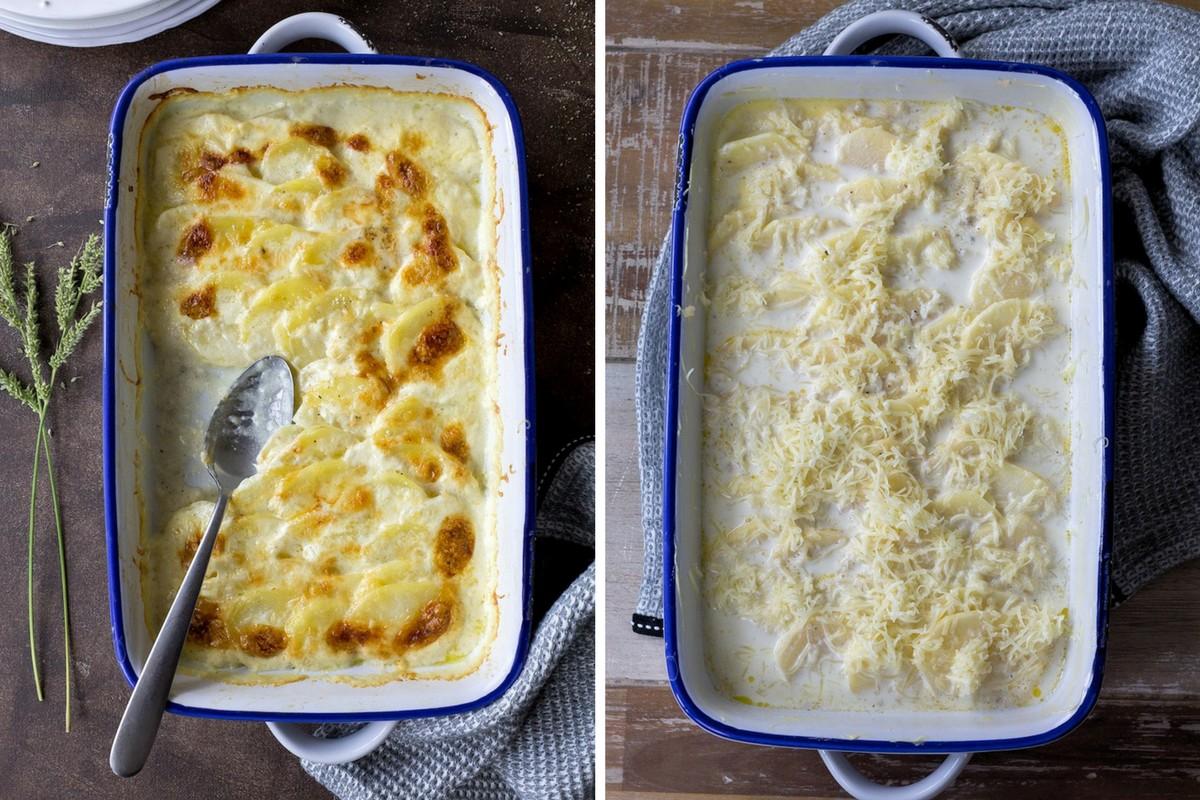 Rezept Kartoffelgratin