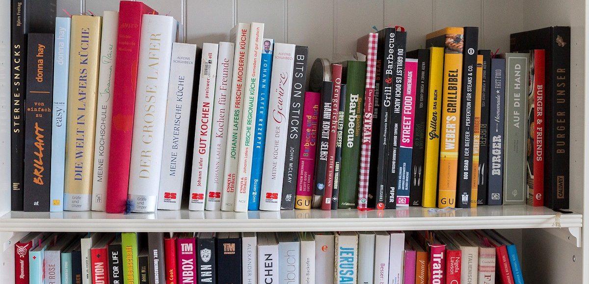 Kochbücher Neuerscheinungen und Lieblignsbücher