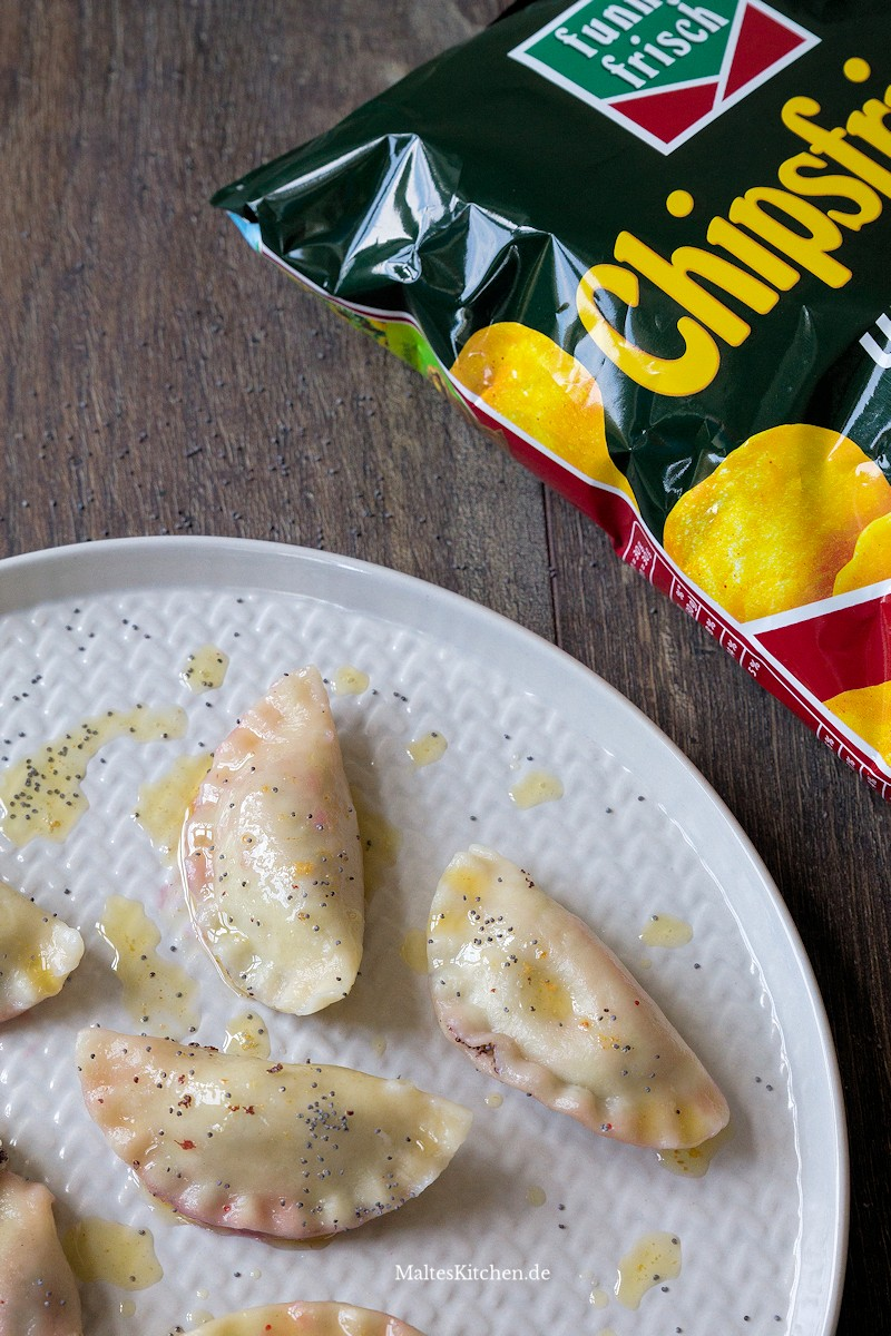 Piroggen Chips bei der funny-frisch Chips Wahl 2018