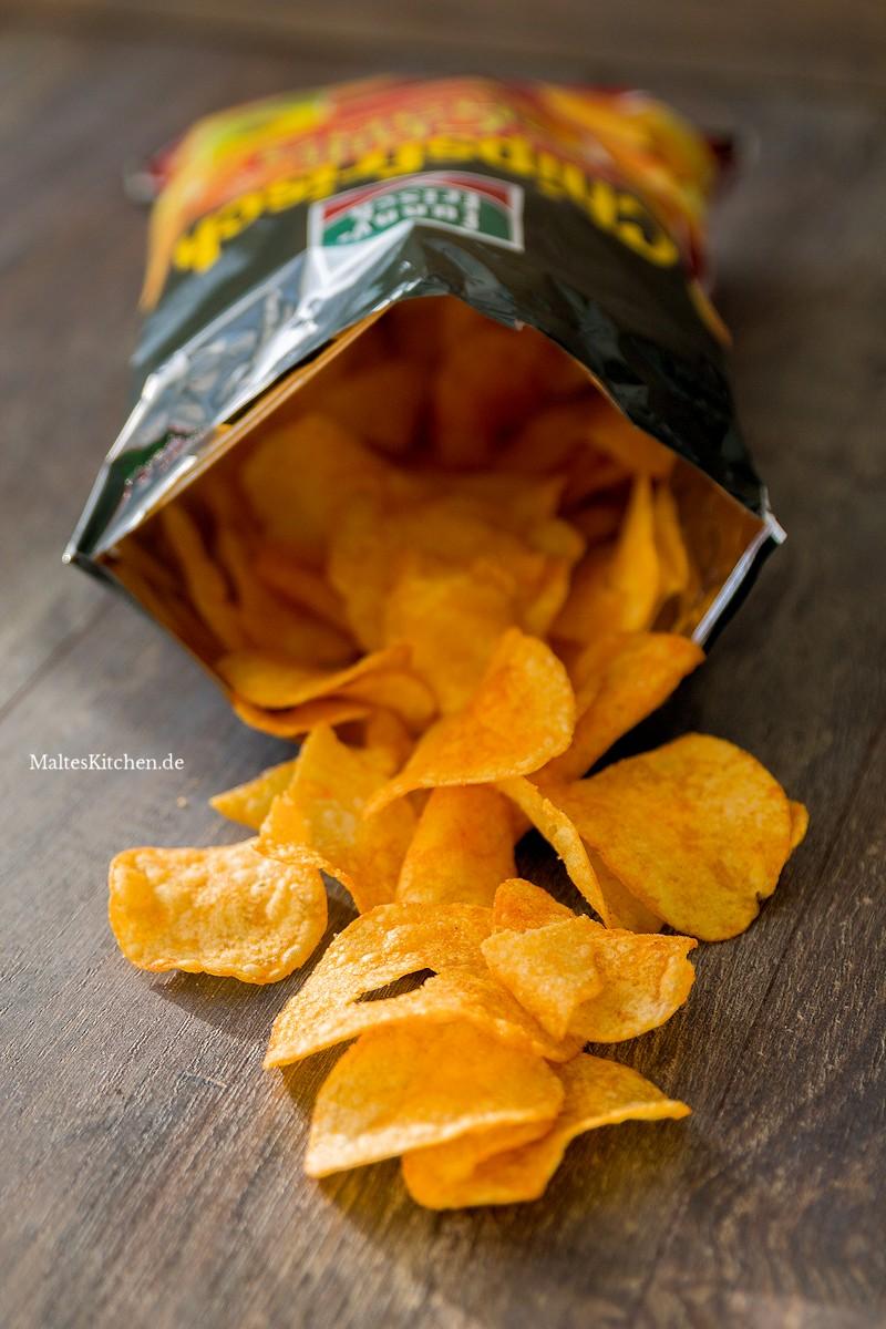 Chips wählen bei der funny-frisch Chips Wahl 2018