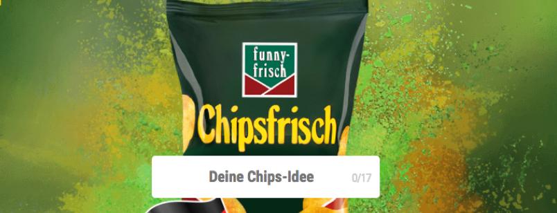 Mach mit bei der funny-frisch Chips Wahl 2018