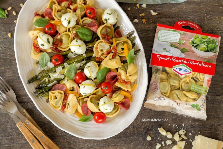 Rezept Antipasti-Tortelloni-Salat