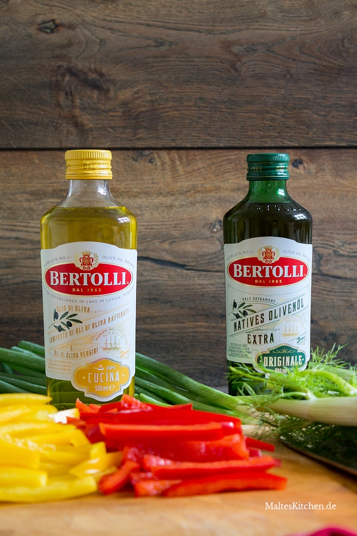 Bertolli Natives Olivenöl Extra Cucina