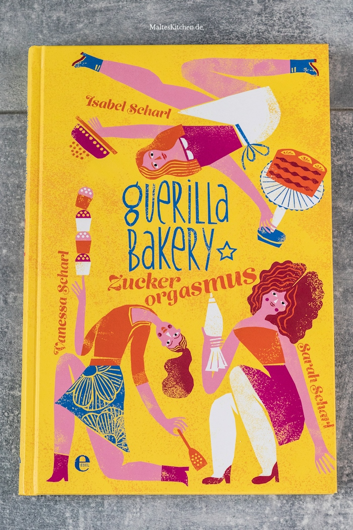 Das Backbuch Guerilla Bakery Rezension
