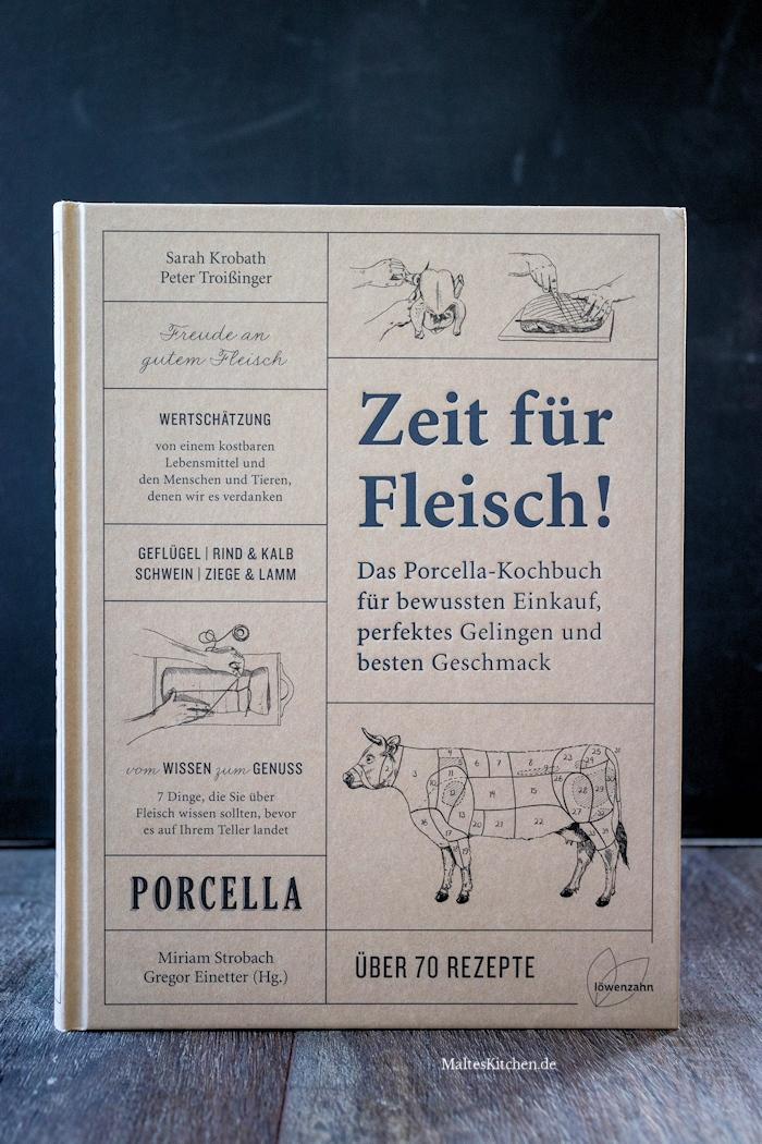 Das Kochbuch Zeit für Fleisch