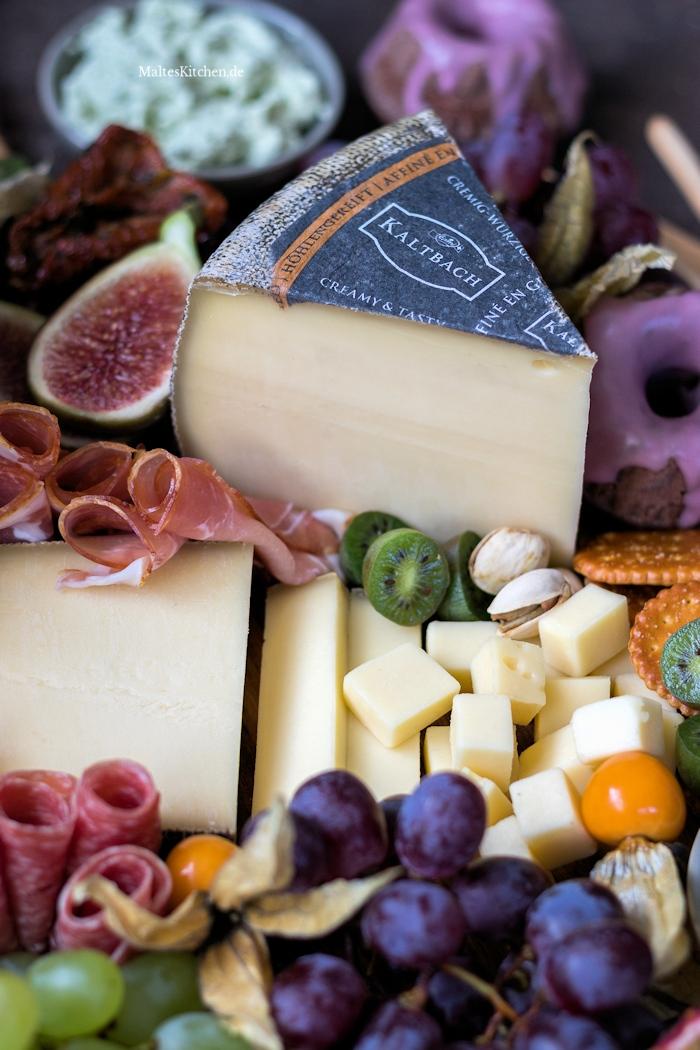 Der cremig-würzige Käse von Kaltbach