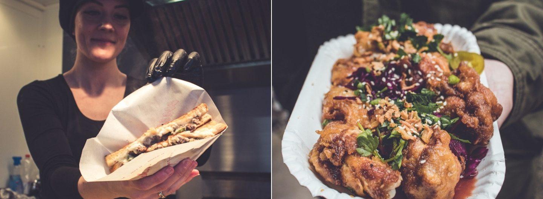 Impressionen vom Street Food Lover Foodmarkt an der Zeche Zollverein
