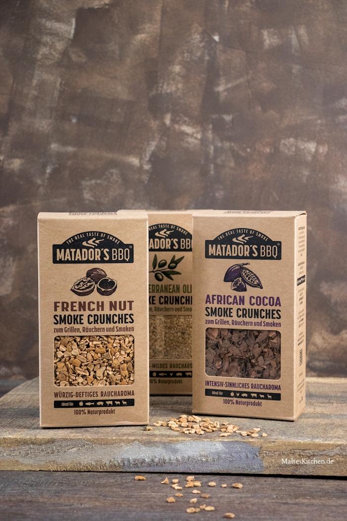 Matador's BBQ Crunches zum Smoken