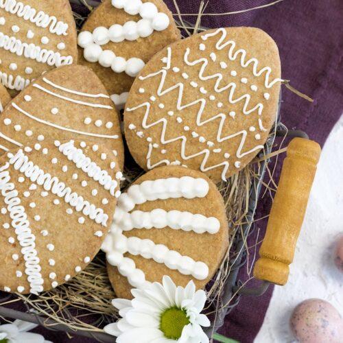 Leckere Shortbread Kekse