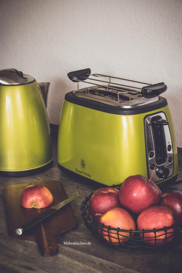 Mein alter Toaster und Wasserkocher