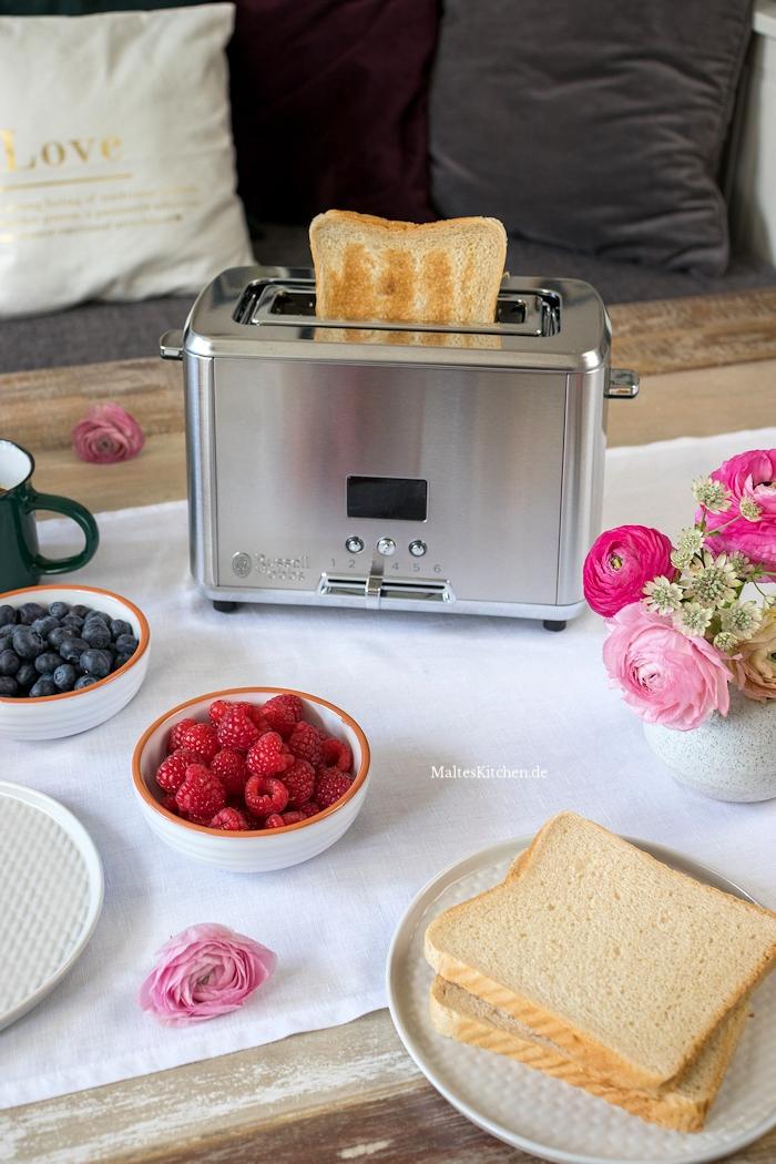 Der Mini-Toaster der Compact Home Serie von Russell Hobbs
