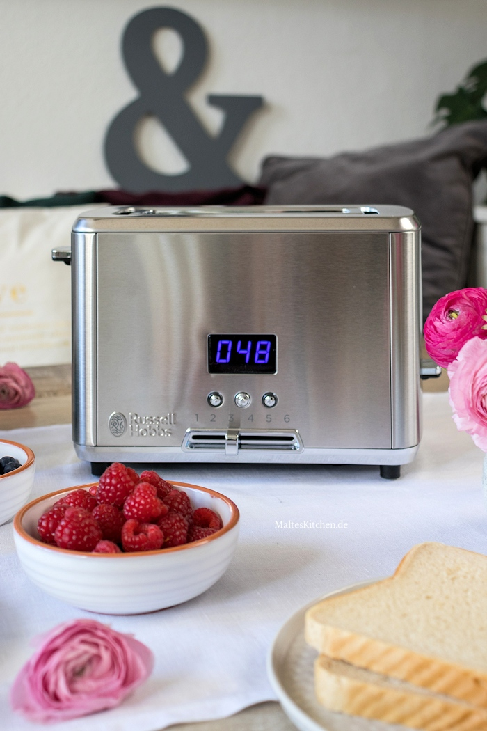Der Mini-Toaster der Compact Home Serie