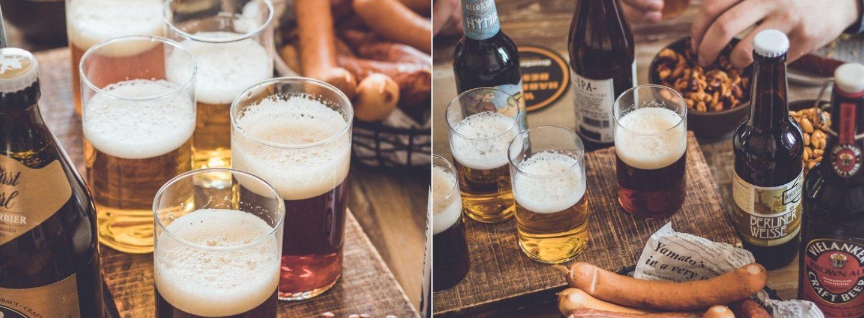 Bier Tasting zum Vatertag mit Bier-Select