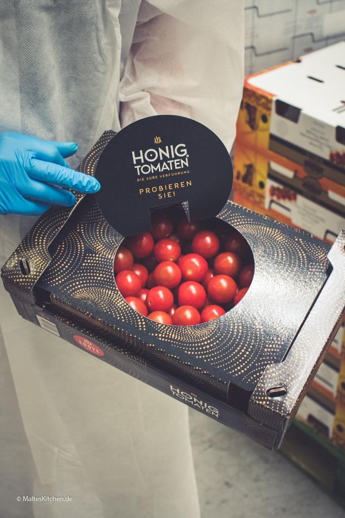 Leckere Honigtomaten