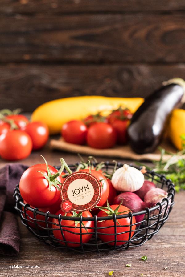 Die wunderbar aromatische JOYN Tomate