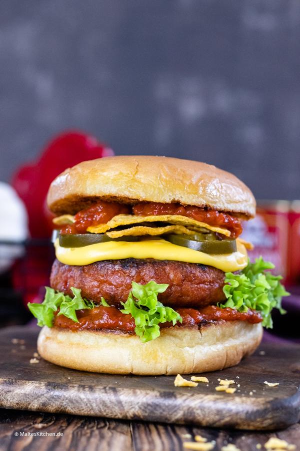 Saftiger Wonder Burger