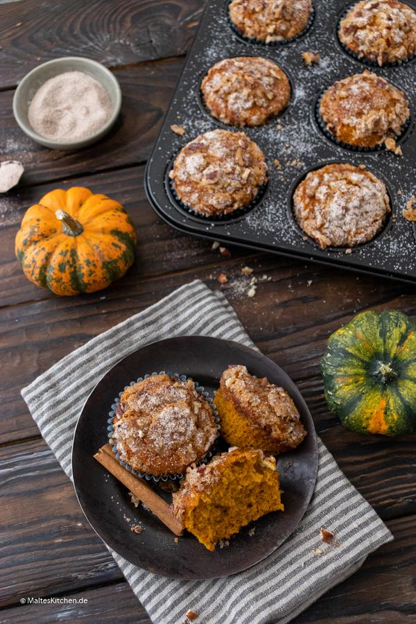 Die besten Kürbis-Muffins!