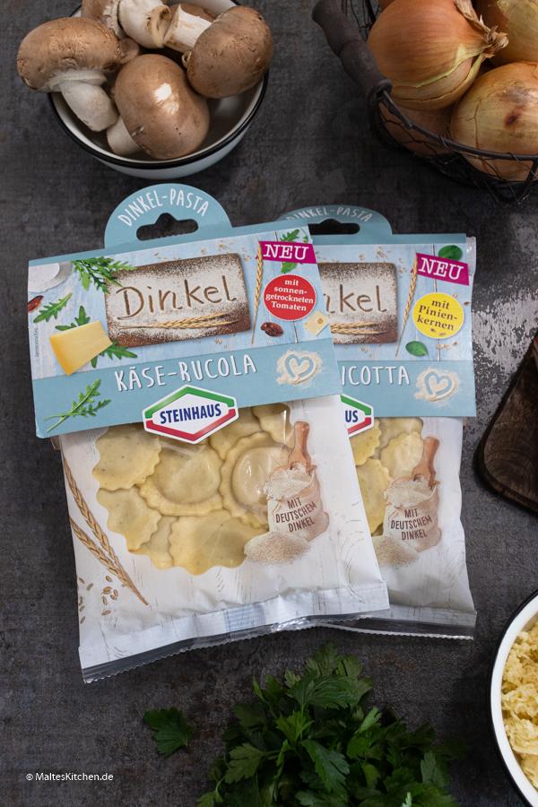 Dinkel-Pasta von Steinhaus