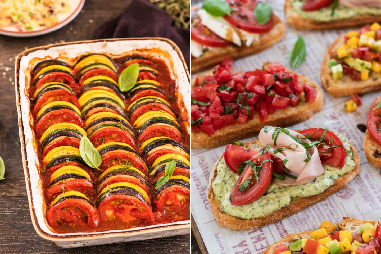 Leckere Rezepte mit der JOYN Tomate
