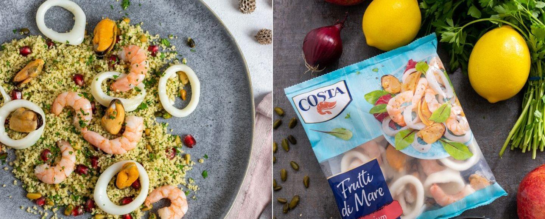 Rezept Taboule mit Frutti de Mare