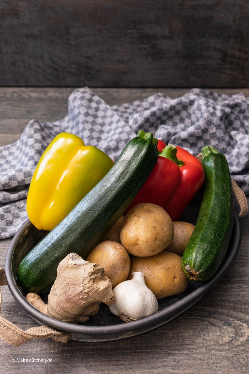 Bio-Gemüse von ALDI Süd