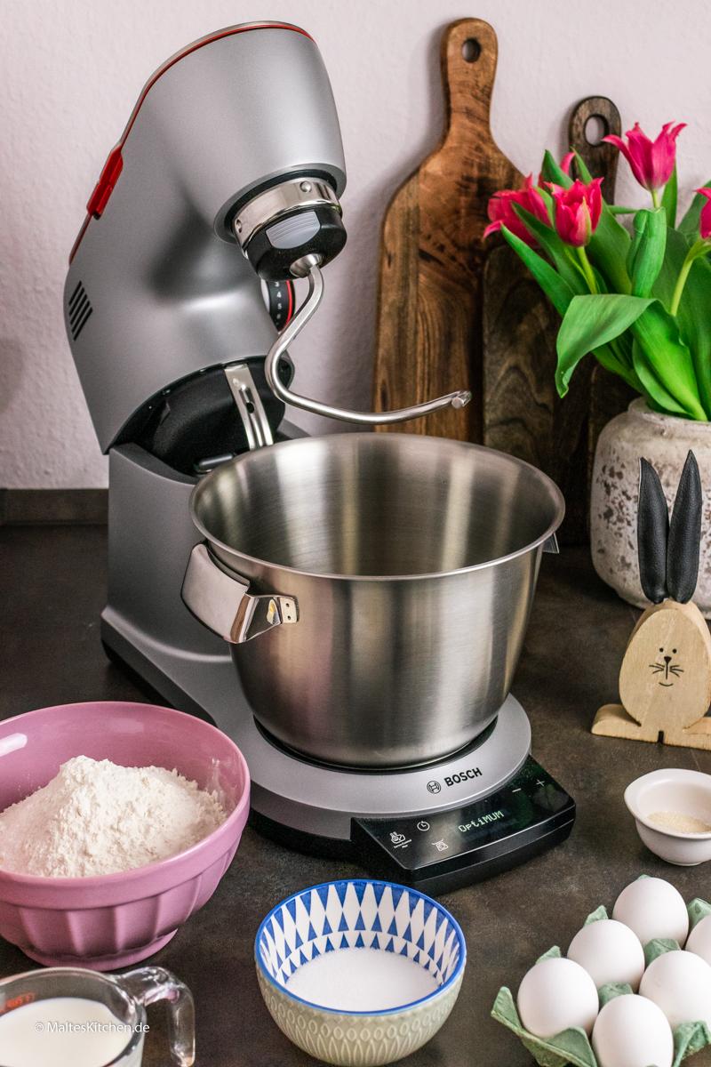 Meine Küchenmaschine Bosch OptiMUM
