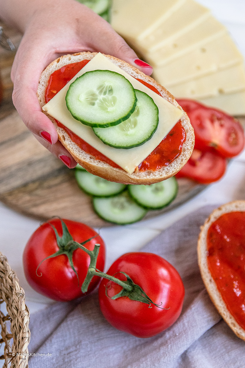 Leckere Tomatenmarmelade