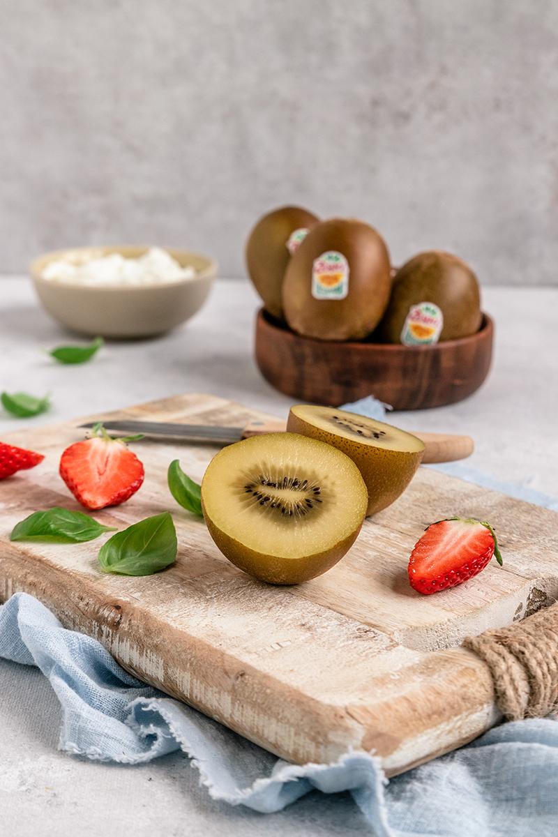 Kiwi ist meine Lieblingsfrucht