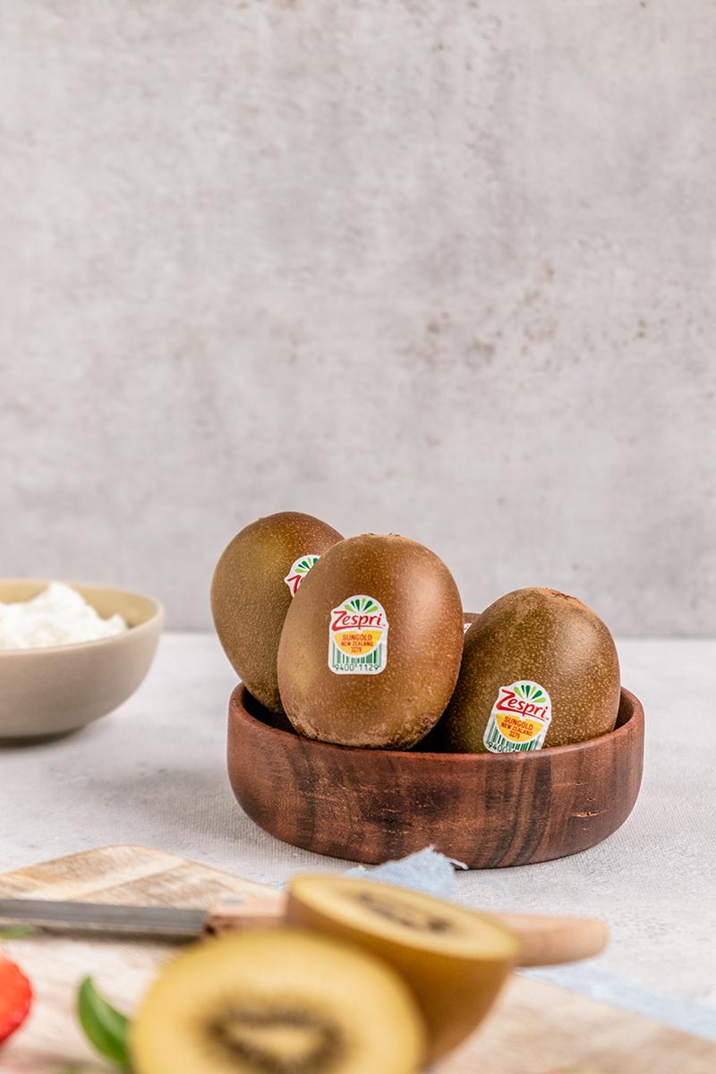Kiwi ist sehr gesund