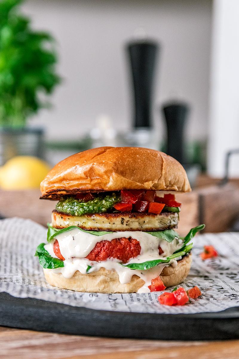 Der Wonder Burger von ALDI SÜD