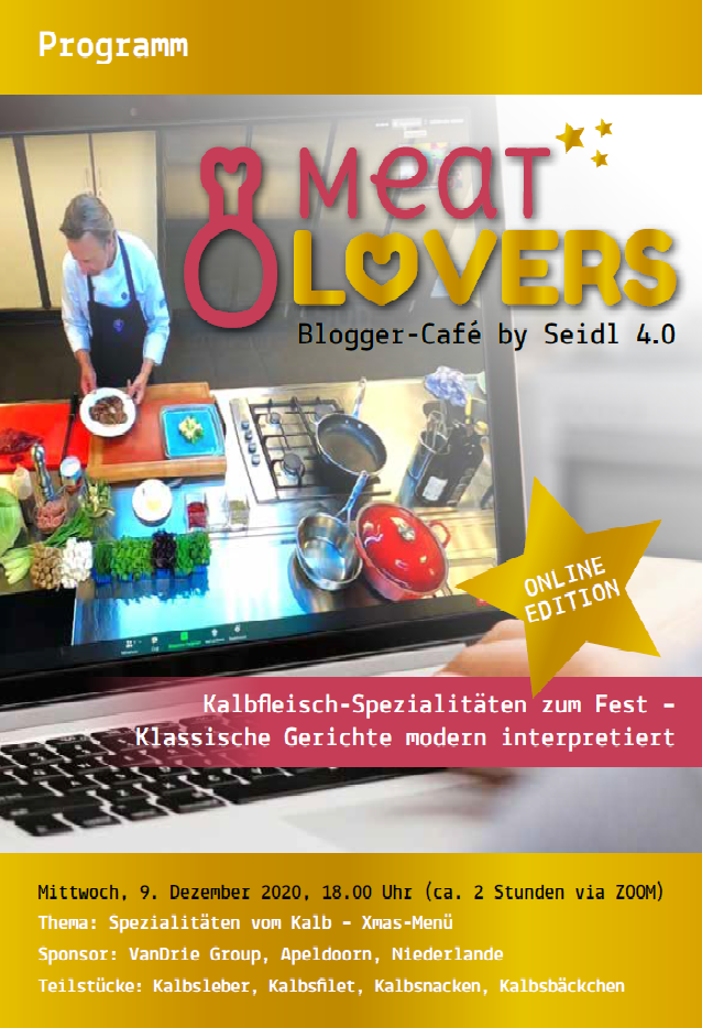Meat Lover Bloggercafe