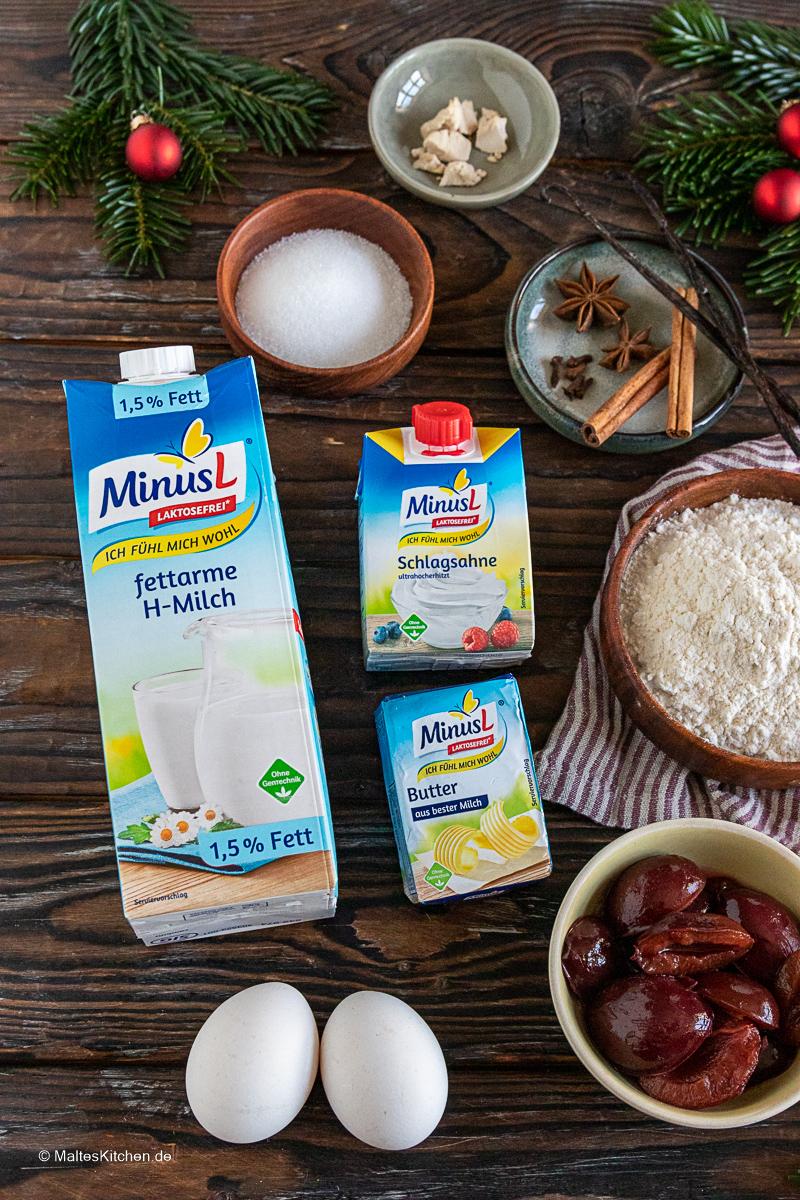 Ich schwöre auf laktosfreie Produkte von MinusL.