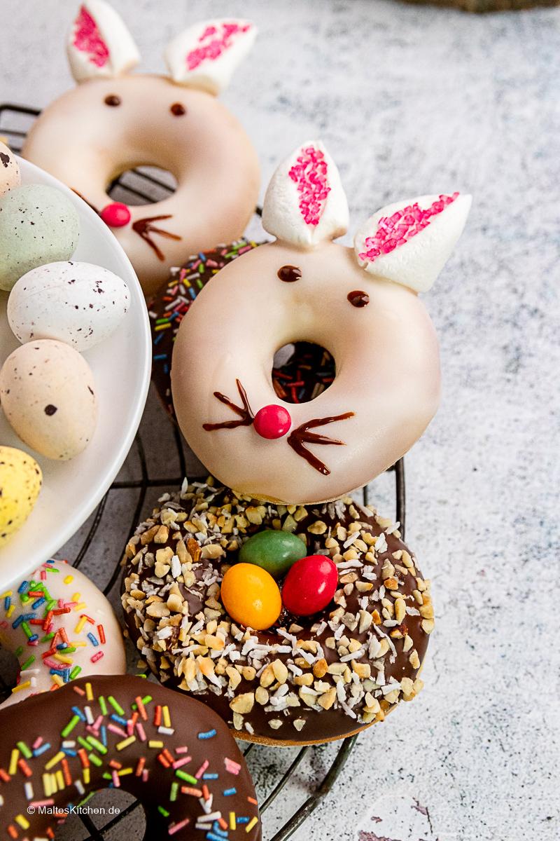 Donuts zu Ostern.