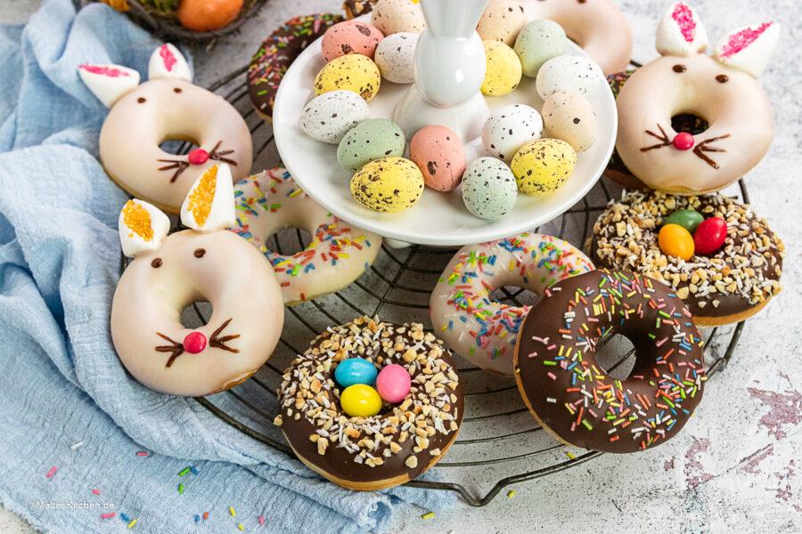 Rezept fluffige Oster Donuts aus dem AirfryerXXL
