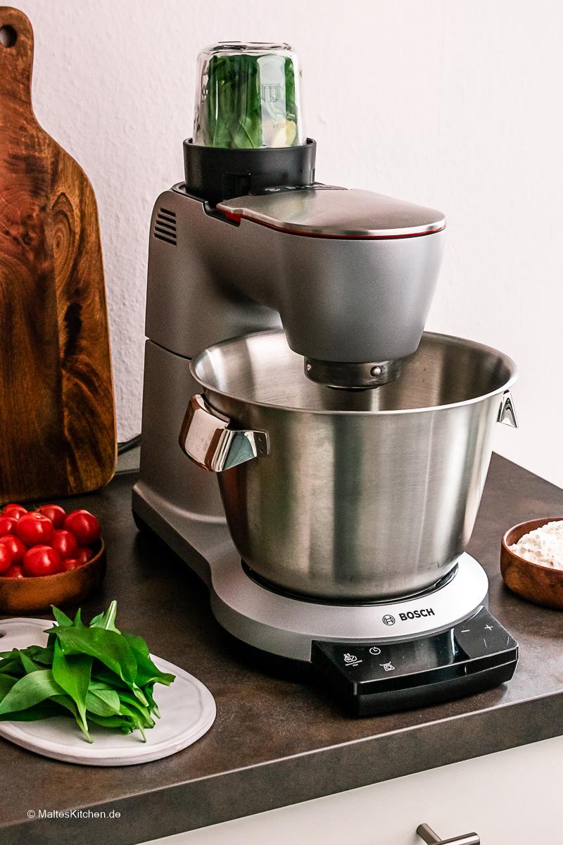 Meine Bosch OptiMUM Küchenmaschine.