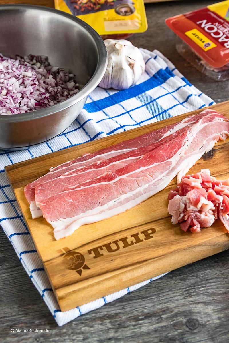 Bacon von Tulip für meine Bacaon-Jam.
