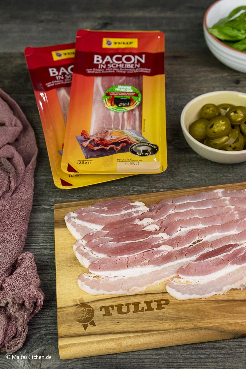 Leckerer TULIP Bacon