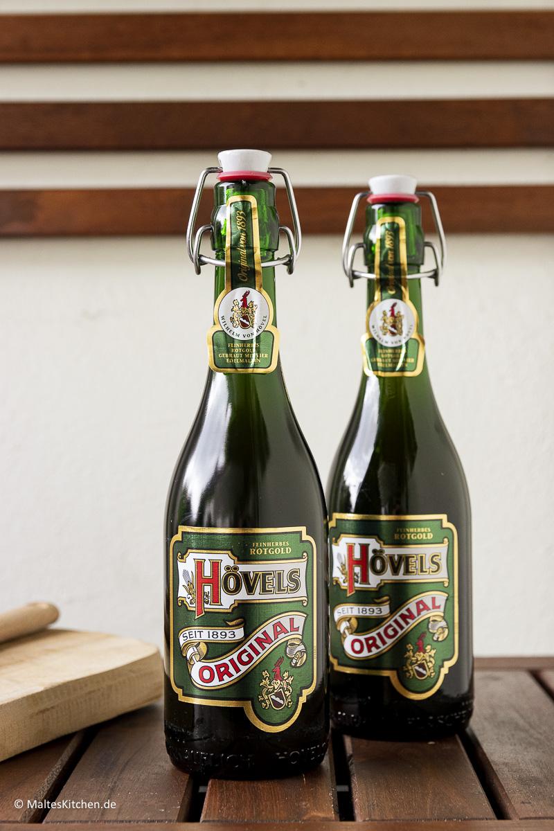 Das HÖVELS Original ist ein tolles Bier, gebraut im Ruhrgebiet.