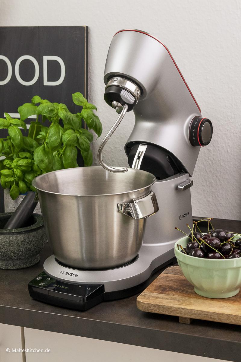 Die OptiMUM Küchenmaschine von Bosch.