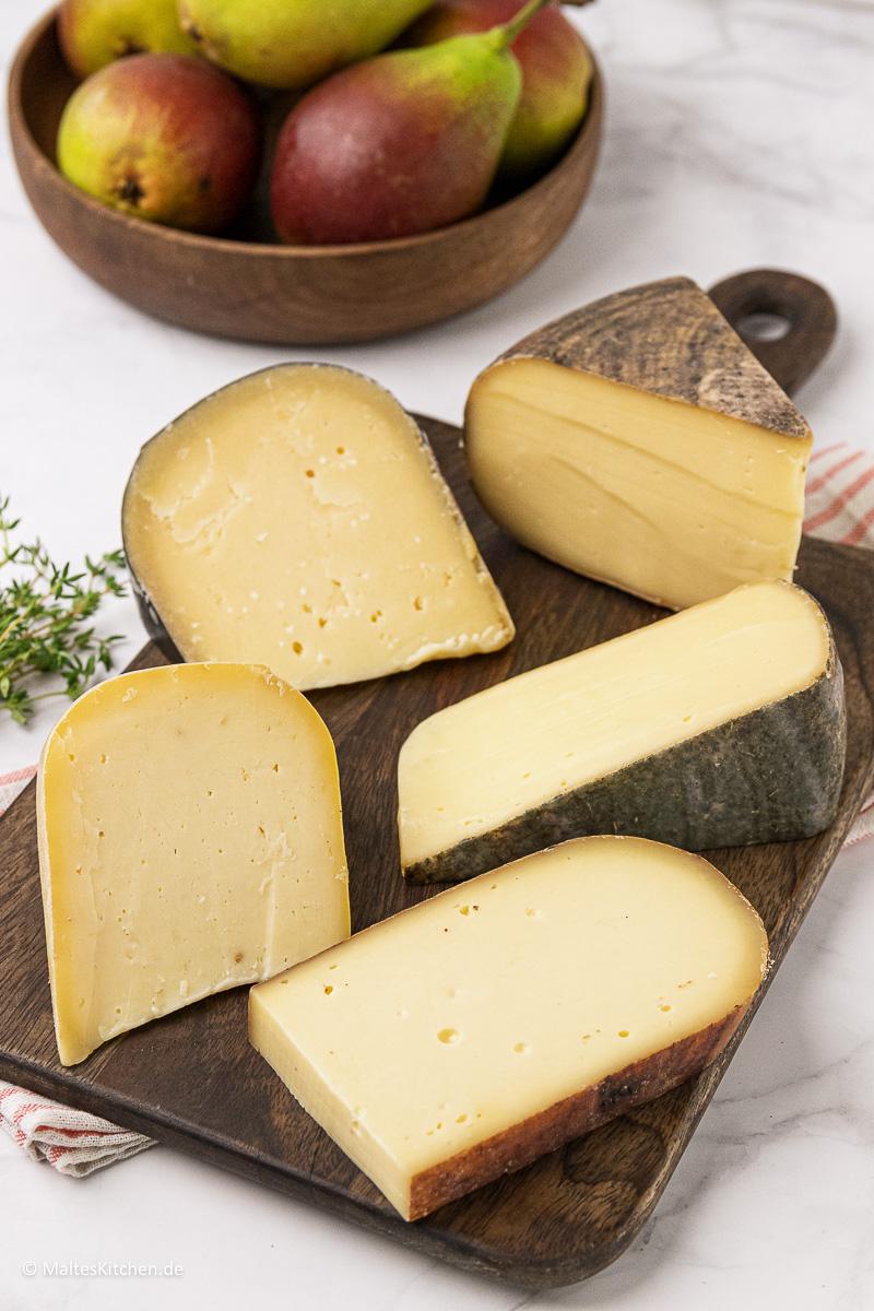 Käse ist ein tolles Lebensmittel.