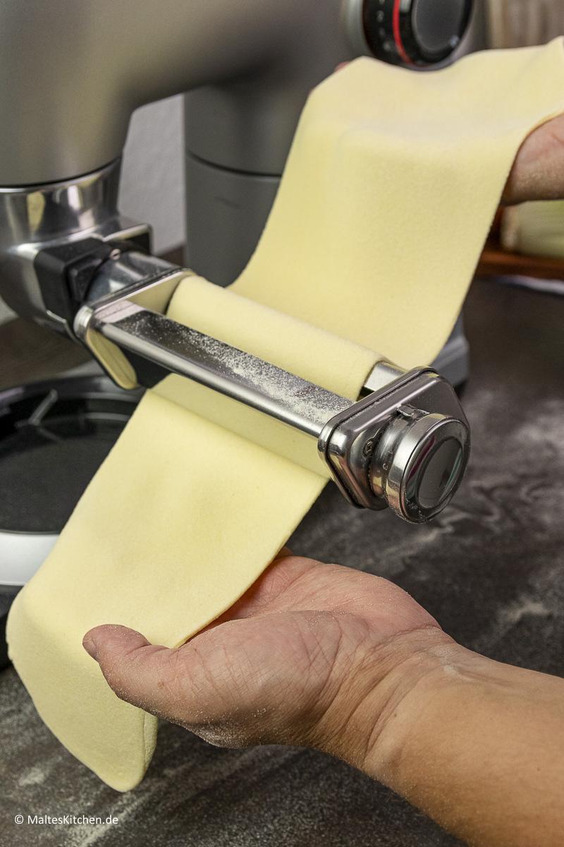 Pasta zubereiten, kinderleicht. Mit der Bosch OptiMUM.
